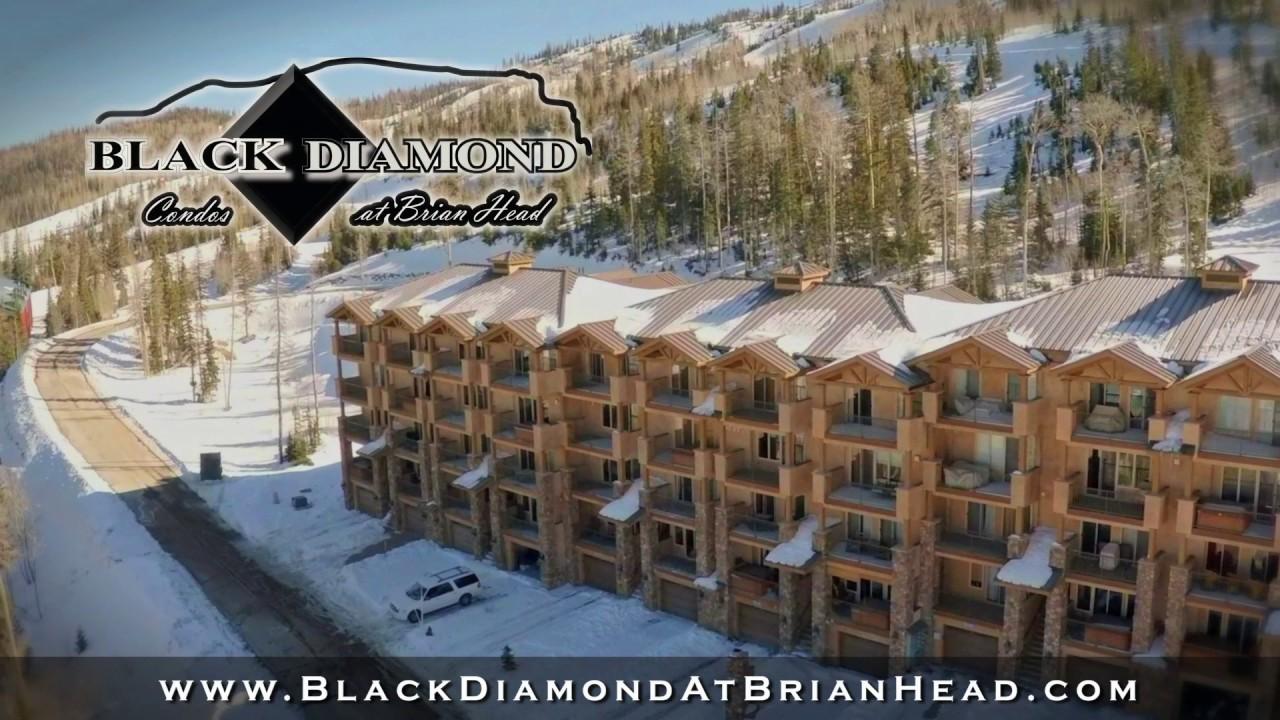 watch diamond head cabin black rentals cabins condos brian at utah youtube