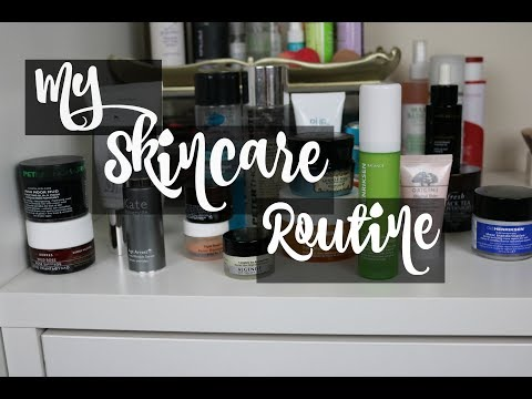 My Everyday Skin Care Routine