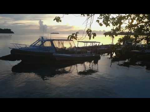 20 Marvelous Munda Sunset at Agnes Gateway Hotel, Solomon Islands