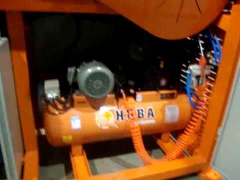 CNC stirrup bender