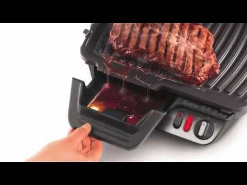 tefal gc3060 kontaktgrill 3 in 1 youtube. Black Bedroom Furniture Sets. Home Design Ideas