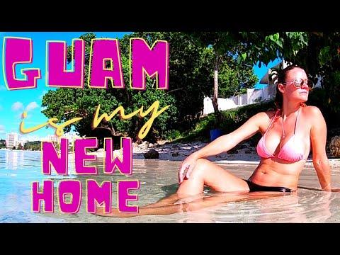 guam woman