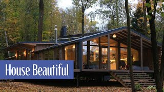 Affordable Prefab Cabins Only Take Days to Build | House Beautiful