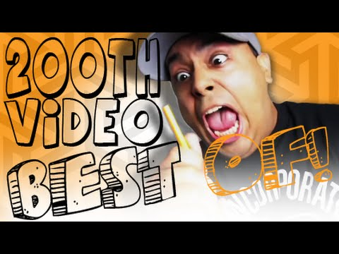 200th VIDEO! BEST OF DASHIEXP 2!