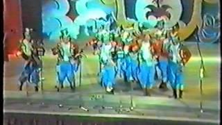 Chirigota. Los Embajadores del Bajonazo | Teatro Falla | Carnaval de Cádiz 1983