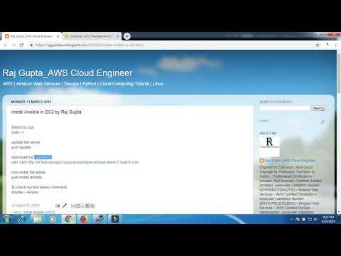AWS Tutorial - Myhiton