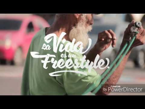 Akapellah - La Vida Es Un Freestyle (Instrumental Remake)