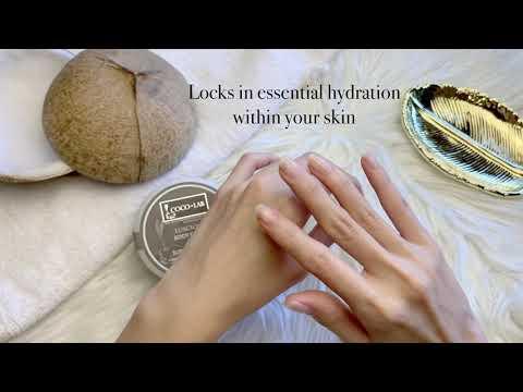 COCOLAB Luscious Body Cream with Super Vitamin E in Geranium - Long-lasting moisture for your skin