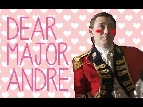 Dear Major Andre  Music Video  JJ Feild  Turn AMC
