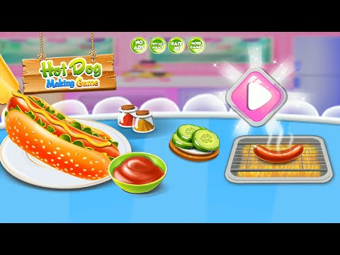 Hot Dog Maker: for PC (Windows 7/8/10 and Mac) Free download