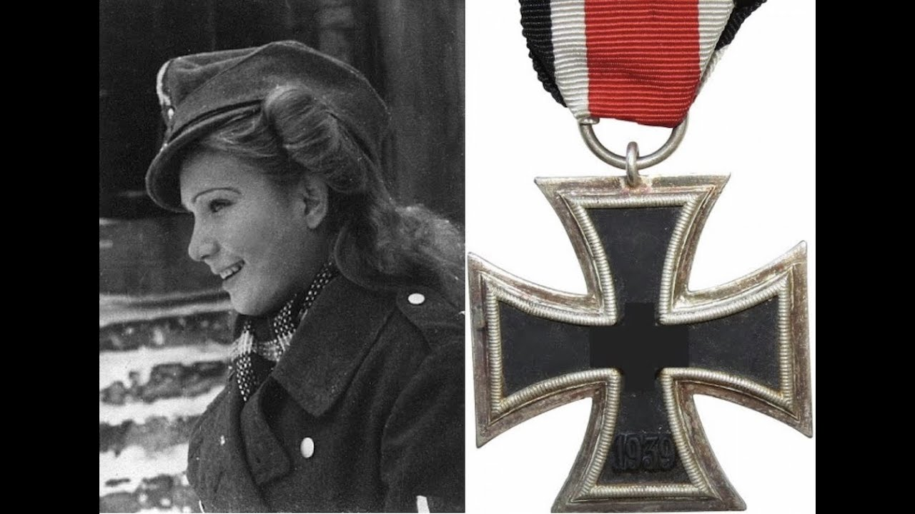 Hitler's Iron Maidens - Women Awarded the Iron Cross in Combat