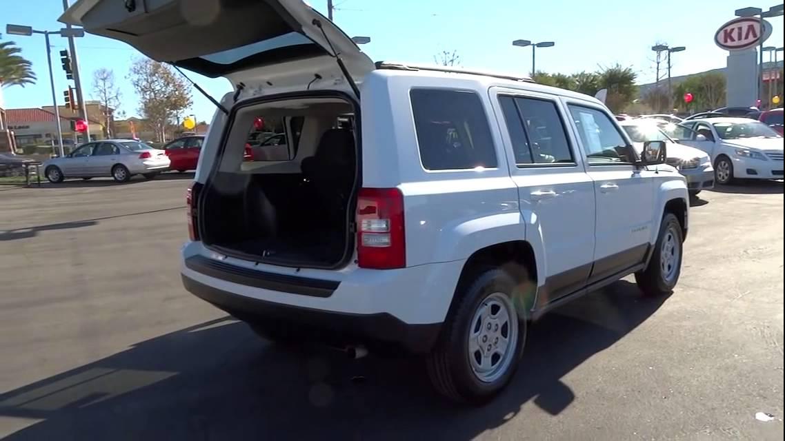 2014 Jeep Patriot San Fernando Valley, Ventura, Los Angeles, Kern, Santa  Barbara County, CA 74171