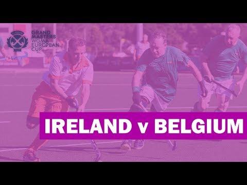 Ireland v Belgium | o60 Cup