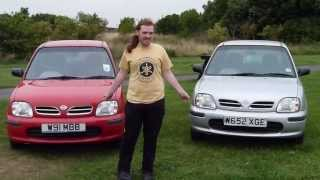 Nissan micra K11 review