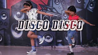 Gentleman - Disco Disco kids dance choreography by shrikesh magar