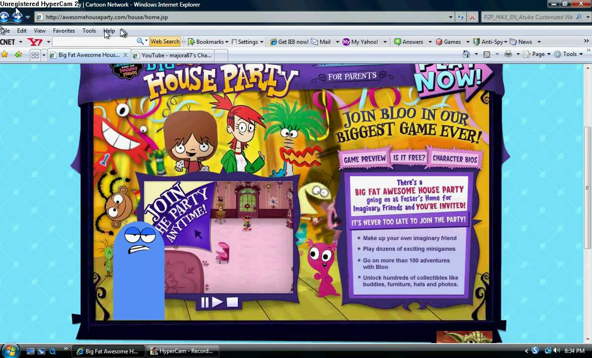 Big Fat Awesome House Party Game - Pussy Sex Images-5463