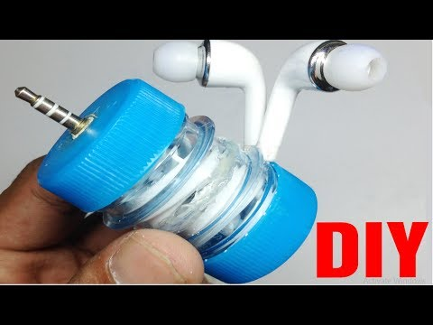 How to Make Earphone Holder - DIY Earphones Holder at Home Very Easy