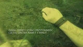 Od początku kwietnia, w całej Polsce utonęło już 7 osób