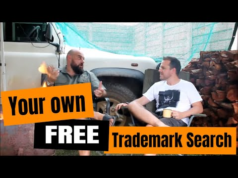 Your own FREE Trademark Search