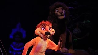 4K Festival of the Lion King 2015 Animal Kingdom Disney World