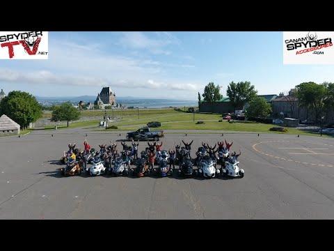 La Citadelle de Québec - Special access for Can-Am Spyders