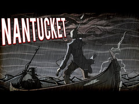 HUNTING WHALES! WHALING SAILING STRATEGY GAME! NANTUCKET GAMEPLAY