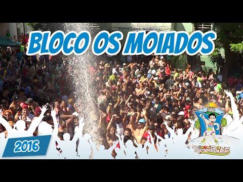 Bloco Os Moiados 2016 - Carnaval de Nazaré Paulista