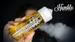 Humble Crumble By Humble Juice Co  Review
