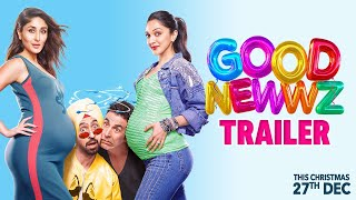 Good Newwz Hindi Movie (2019) | Official Trailer