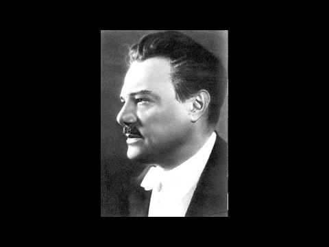 Pique Dame Khanaev Dzerzhinskaya Samosud 1937 First complete recording