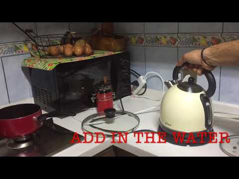 Cooking with Mr Dani