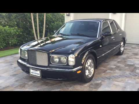 1999 Bentley Arnage for sale by Auto Europa Naples