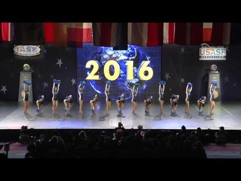 Wing Dance Promotion (Japan) - Silver Wings [2016 Open Pom Finals]