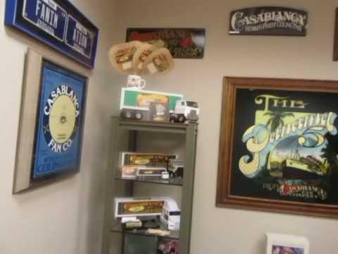 July 8th Fanimation Group Trip Mini Tour (Upper Level Offices & Casablanca Memorabilia)