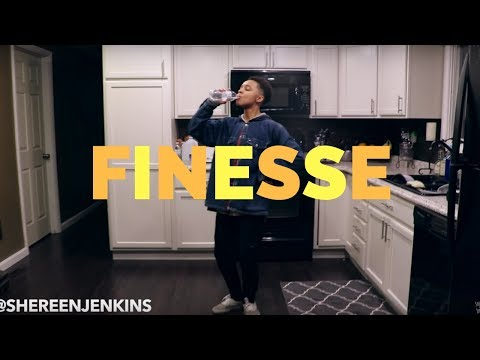 Cover Lagu Bruno Mars - Finesse (Remix) Feat. Cardi B. Dance @ShereenJenkins STAFABAND