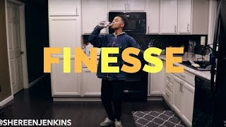 Download Lagu Bruno Mars - Finesse (Remix) Feat. Cardi B. Dance @ShereenJenkins Mp3
