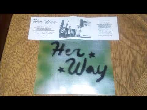 """Her way- Self titled 12"""""""