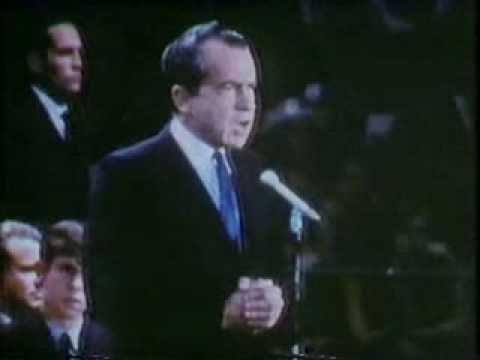 "Campagin 1968: Richard Nixon say ""Sock It To Them!!!"""
