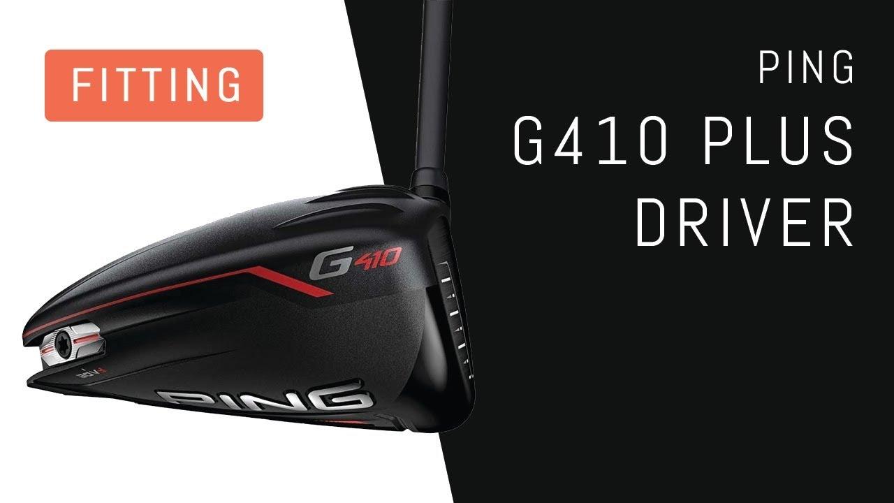 G410 ドライバー ping