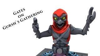 DC Heroclix Superman and the Legion of Super-Heroes Gates on Gurshs Gathering Episode 7
