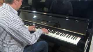 Apollo upright piano