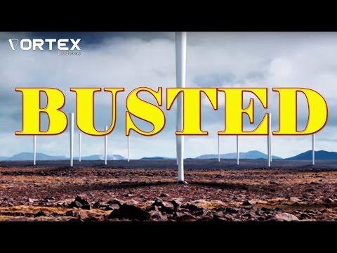 Vortex Bladeless - Busted