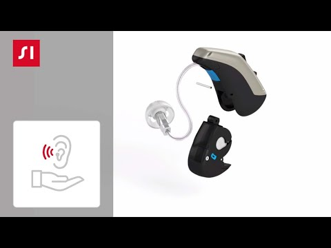 Signia Motion 13 Nx - versatile fitting options and direct