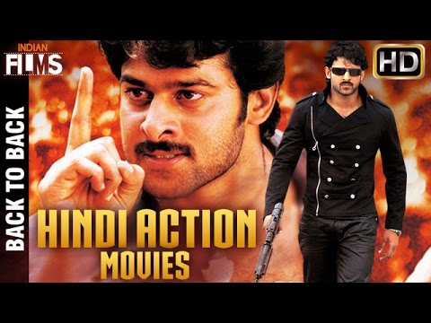 Full Hindi Dubbed Action Movies | Back to Back Hindi Action Movies | Prabhas | Mango Indian Films