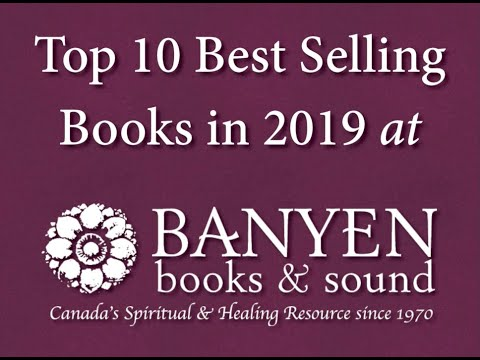 Banyen's Top 10 Books In 2019