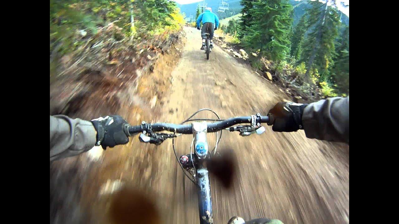 Stevens Pass Bike Park Rock Crusher Youtube