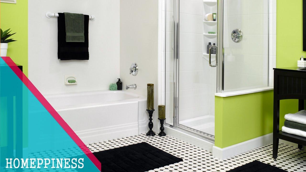 MUST LOOK !!! 30+ Modern Basement Bathroom Ideas 2017 ...