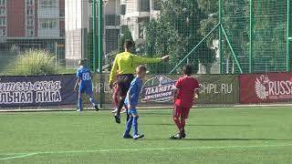 Крылья Советов-1-2009 2:0 Юг-Спорт-2009 Кубок Канчельскиса 30.10.2018 12:00
