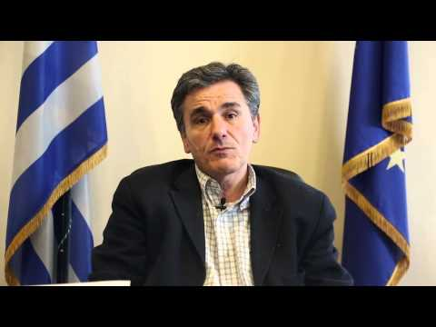 Euclid Tsakalotos - Message to Australia-Greece Solidarity Campaign