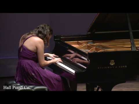 2014 Tanya G. Semifinal Round 1 (Chopin - Scherzo No.3 in C-sharp Minor, Op.39)